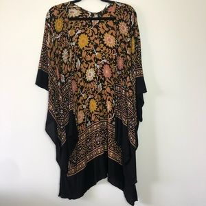 Harlow Cover Up Open Cardigan Kimono One Size O/S